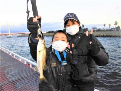 尼崎市立魚つり公園の2020年11月28日(土)1枚目の写真