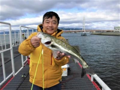 尼崎市立魚つり公園の2020年11月28日(土)3枚目の写真
