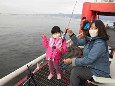 尼崎市立魚つり公園の2020年11月29日(日)2枚目の写真