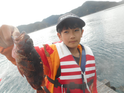 由良海つり公園&釣堀ランドの2020年11月29日(日)1枚目の写真