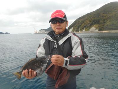 由良海つり公園&釣堀ランドの2020年11月29日(日)2枚目の写真