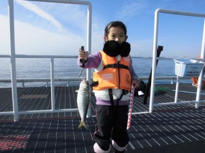 尼崎市立魚つり公園の2020年11月30日(月)1枚目の写真