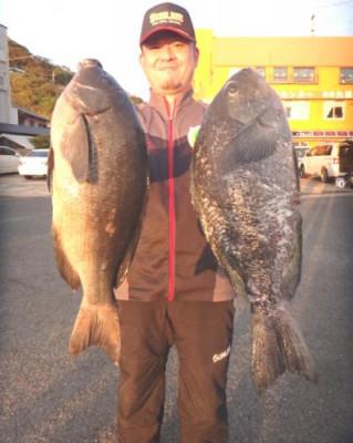 丸銀釣りセンターの2020年11月21日(土)3枚目の写真
