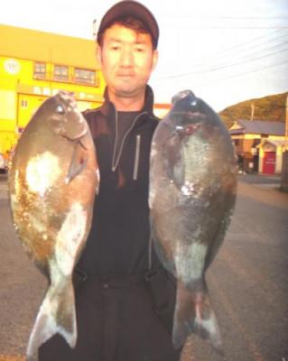 丸銀釣りセンターの2020年11月21日(土)5枚目の写真