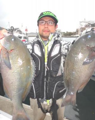 丸銀釣りセンターの2020年11月22日(日)4枚目の写真