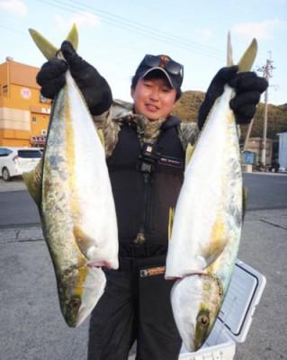 丸銀釣りセンターの2020年11月23日(月)1枚目の写真