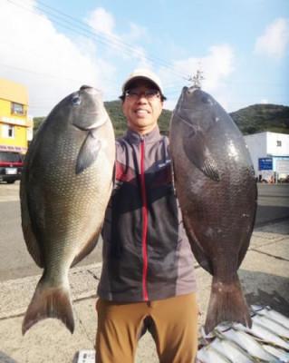 丸銀釣りセンターの2020年11月26日(木)1枚目の写真