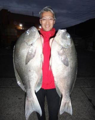 丸銀釣りセンターの2020年11月26日(木)2枚目の写真