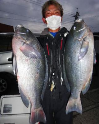 丸銀釣りセンターの2020年11月26日(木)4枚目の写真