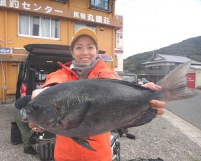 丸銀釣りセンターの2020年11月27日(金)1枚目の写真