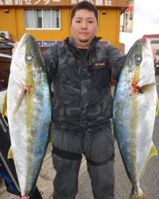 丸銀釣りセンターの2020年11月29日(日)1枚目の写真