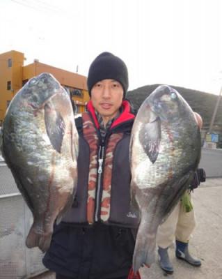 丸銀釣りセンターの2020年11月30日(月)2枚目の写真