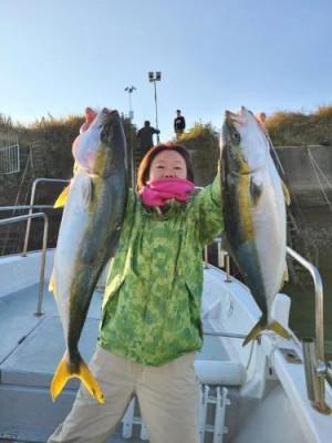 まこと遊漁の2020年12月2日(水)1枚目の写真