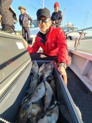 まこと遊漁の2020年12月2日(水)3枚目の写真