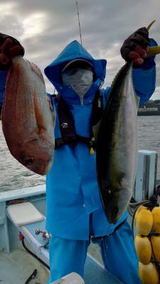 釣り船 秀進丸の2020年12月2日(水)2枚目の写真