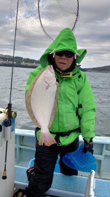 釣り船 秀進丸の2020年12月2日(水)4枚目の写真