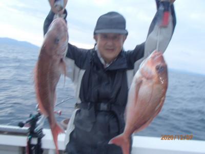 秀吉丸の2020年12月7日(月)4枚目の写真
