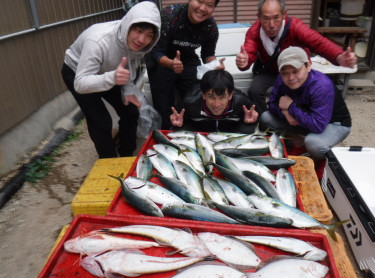 奥村釣船の2020年12月13日(日)1枚目の写真