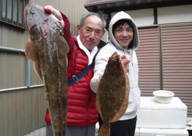 奥村釣船の2020年12月13日(日)4枚目の写真