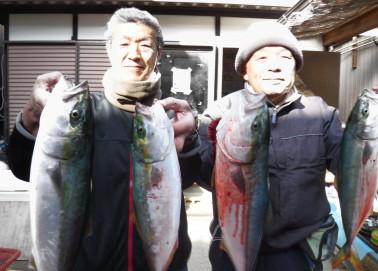 奥村釣船の2020年12月14日(月)2枚目の写真