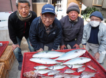 奥村釣船の2020年12月14日(月)3枚目の写真