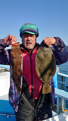 釣り船 秀進丸の2020年12月22日(火)3枚目の写真