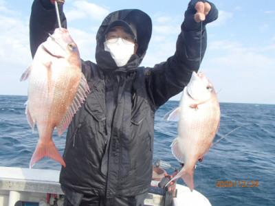 秀吉丸の2020年12月23日(水)1枚目の写真