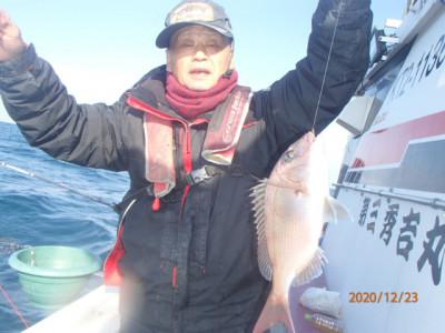 秀吉丸の2020年12月23日(水)2枚目の写真