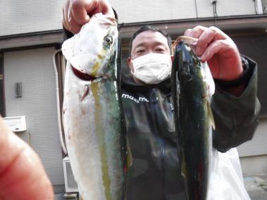 奥村釣船の2020年12月21日(月)1枚目の写真