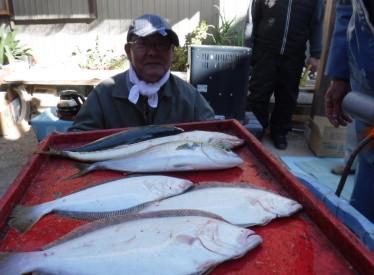 奥村釣船の2020年12月21日(月)2枚目の写真
