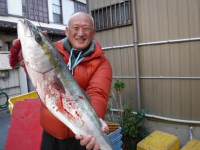 奥村釣船の2020年12月22日(火)1枚目の写真