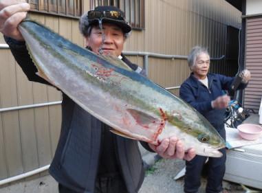 奥村釣船の2020年12月22日(火)2枚目の写真