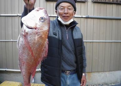 奥村釣船の2020年12月23日(水)1枚目の写真