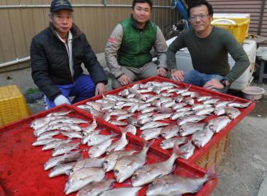 奥村釣船の2020年12月23日(水)2枚目の写真