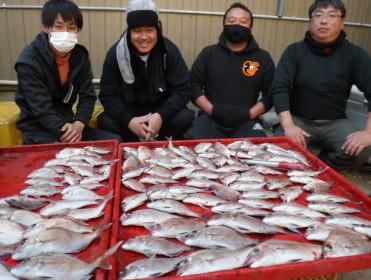 奥村釣船の2020年12月23日(水)3枚目の写真