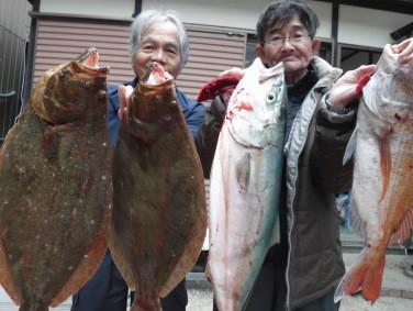 奥村釣船の2020年12月24日(木)2枚目の写真