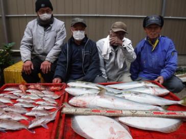 奥村釣船の2020年12月24日(木)3枚目の写真