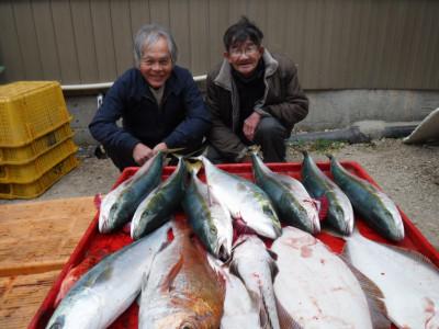 奥村釣船の2020年12月24日(木)4枚目の写真