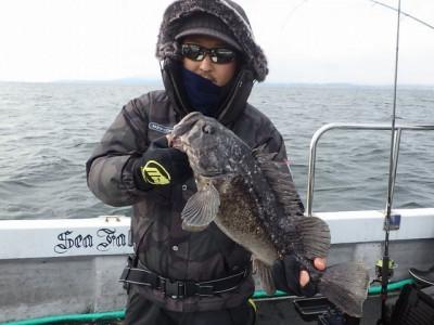 MARINE FISHING CLUBの2020年12月27日(日)1枚目の写真