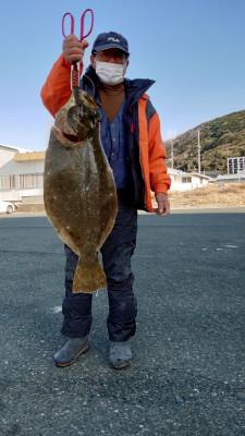 釣り船 秀進丸の2020年12月27日(日)1枚目の写真