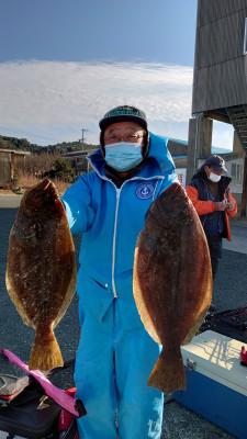 釣り船 秀進丸の2020年12月27日(日)2枚目の写真