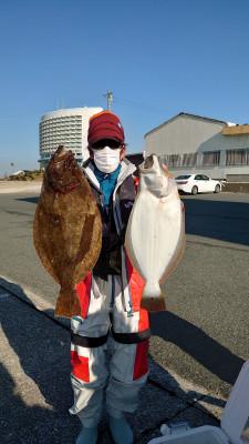釣り船 秀進丸の2020年12月27日(日)3枚目の写真