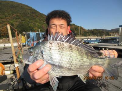 由良海つり公園&釣堀ランドの2020年12月27日(日)1枚目の写真