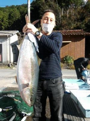 つり堀 傳八屋の2020年12月27日(日)2枚目の写真