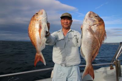 西岡遊漁の2020年11月19日(木)2枚目の写真