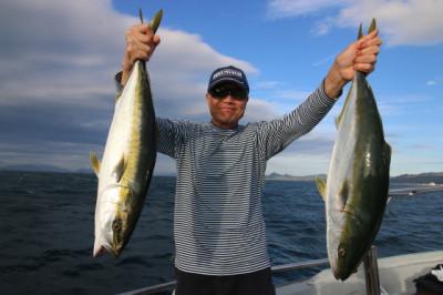 西岡遊漁の2020年11月19日(木)3枚目の写真