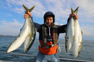 西岡遊漁の2020年11月20日(金)3枚目の写真