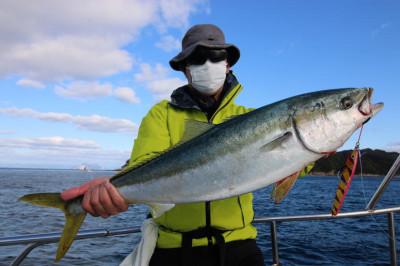 西岡遊漁の2020年11月21日(土)2枚目の写真