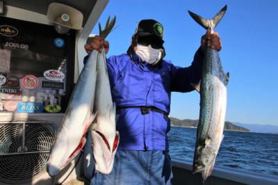 西岡遊漁の2020年11月21日(土)3枚目の写真