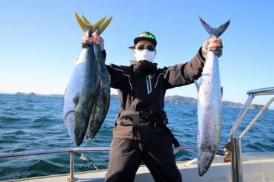 西岡遊漁の2020年11月21日(土)4枚目の写真